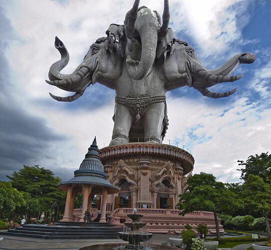 musée Erawan bangkok